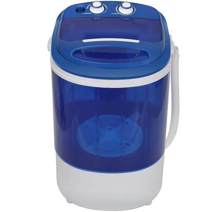 HomGarden 8.8lbs Capacity Mini Washing Machine