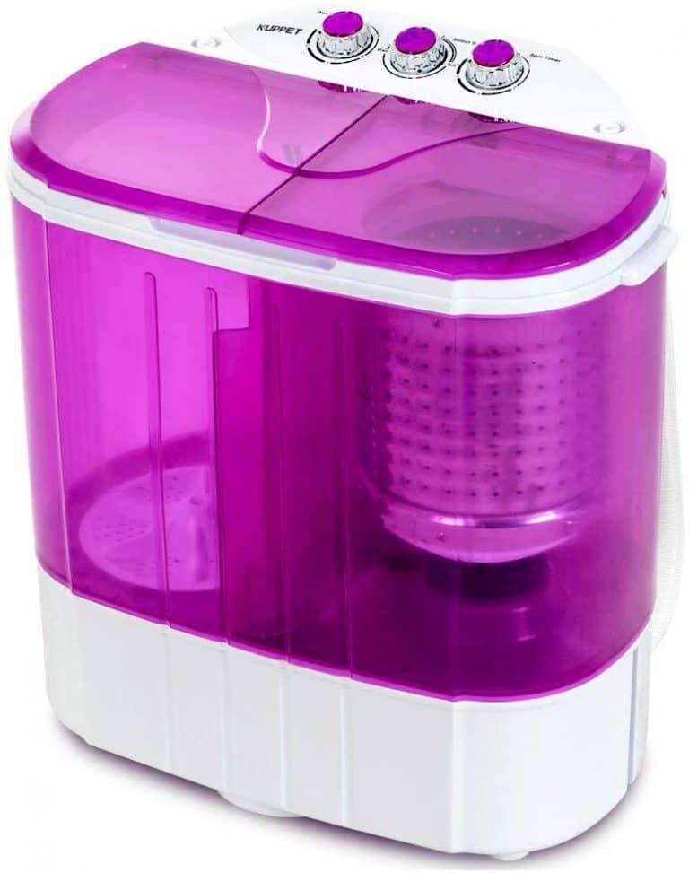 Portable Washing Machine, Kuppet 10lbs Compact Mini Washer