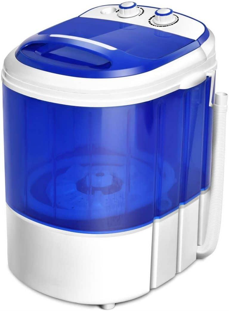 Costway 7 lbs semi-automatic washing machine review