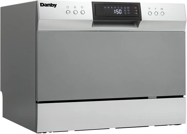 Danby DDW631SDB dishwasher review