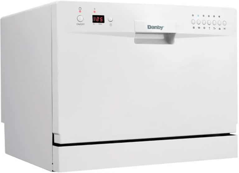 Danby coutertop dishwasher review