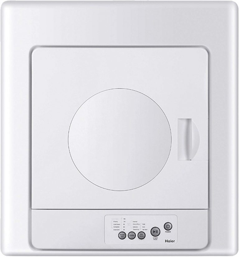 Haier compact dryer review