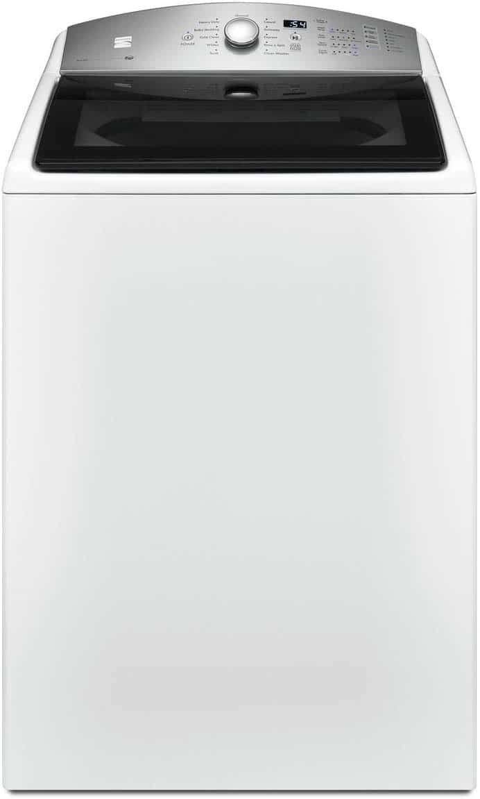 Kenmore topload dryer review