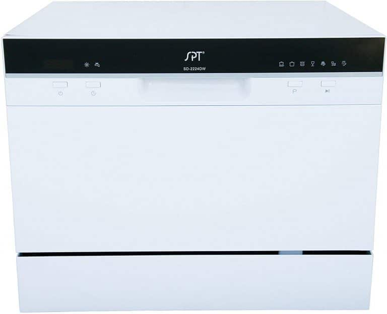 SPT SD-2224DW dishwasher review