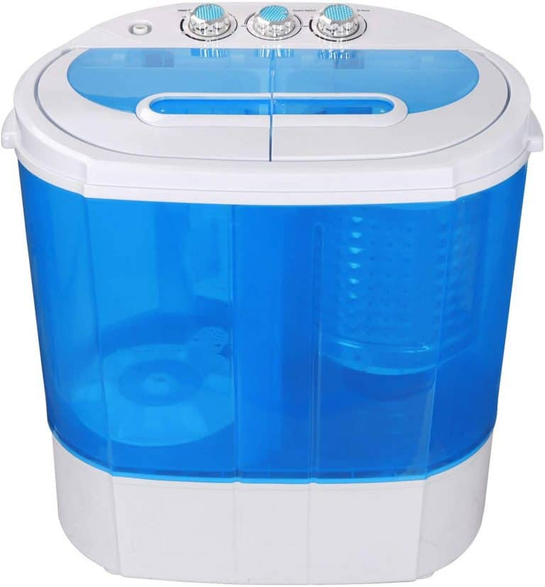 SuperDeal portable washing machine review