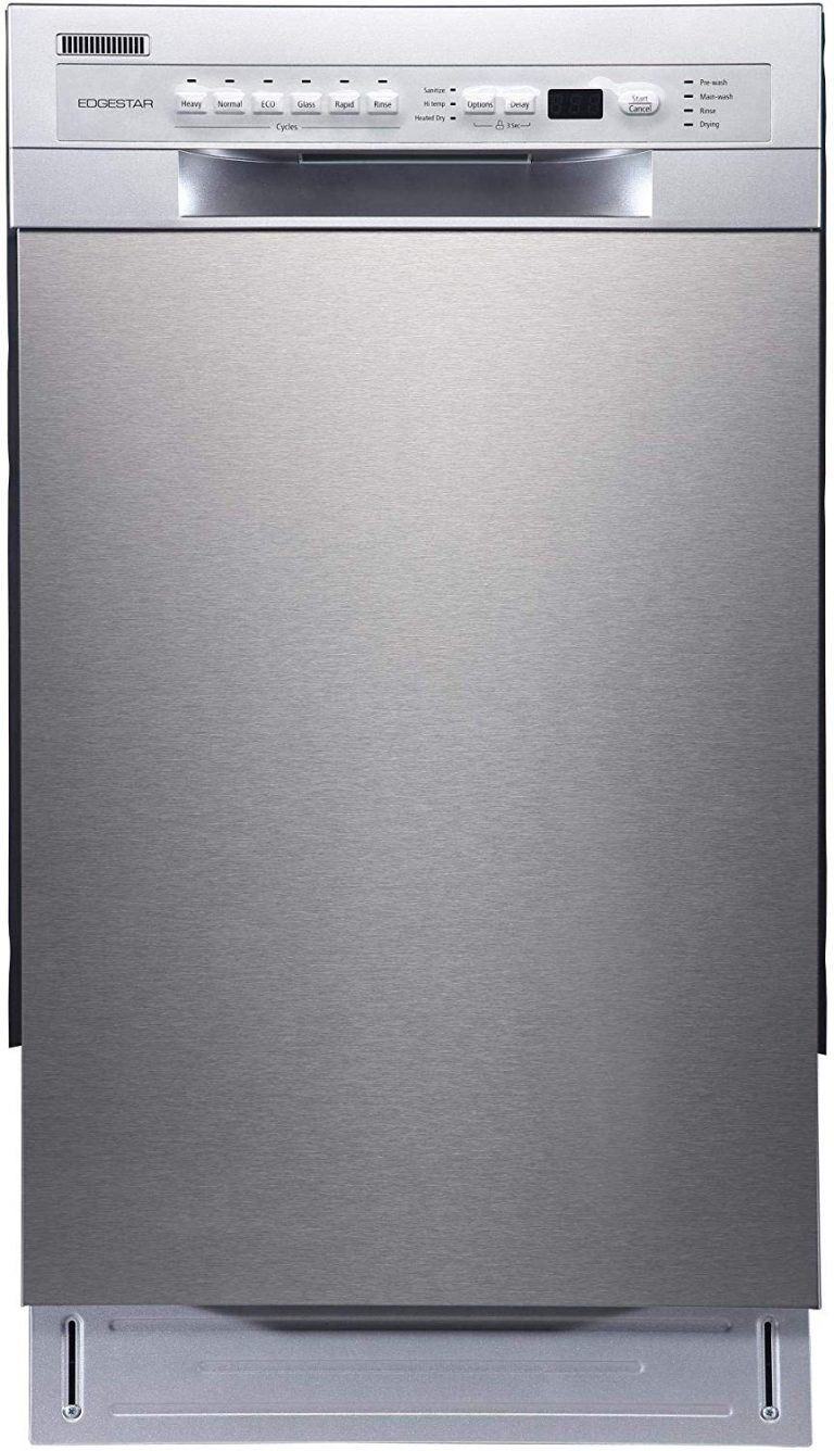 18 inch EdgeStar dishwasher review