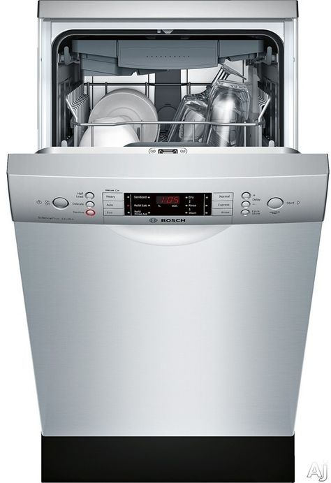 Bosch SPE68U55UC dishwasher review