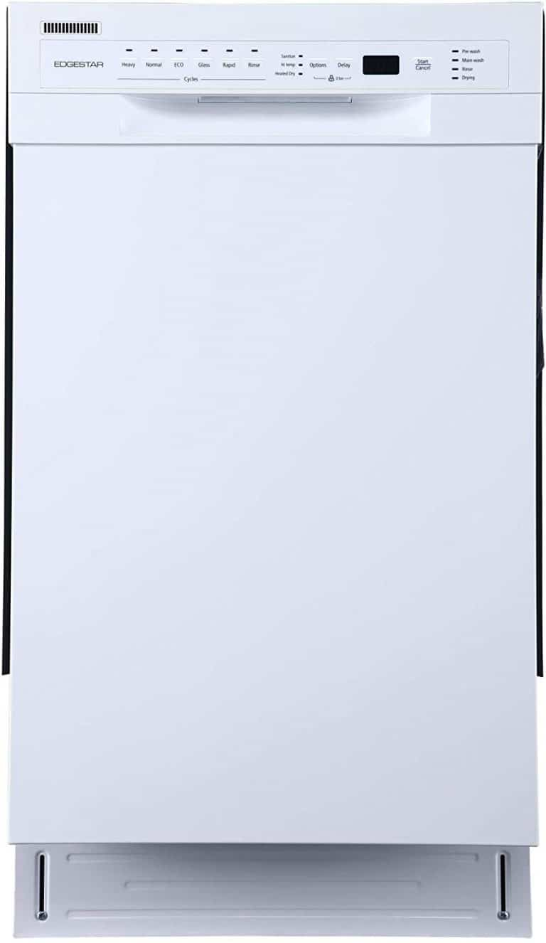 EdgeStar BIDW1802WH dishwasher review