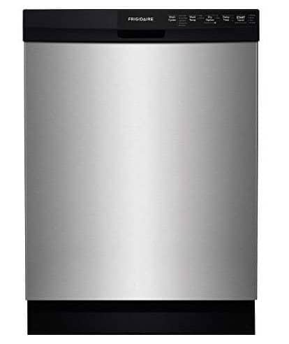 Frigidaire narrow dishwasher review