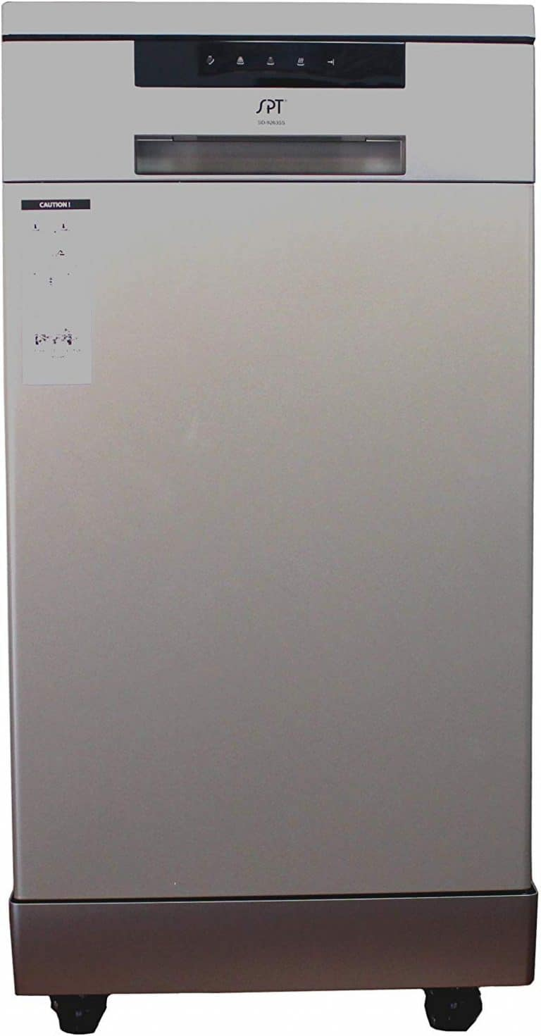 SPT SD-9263SS Dishwasher review