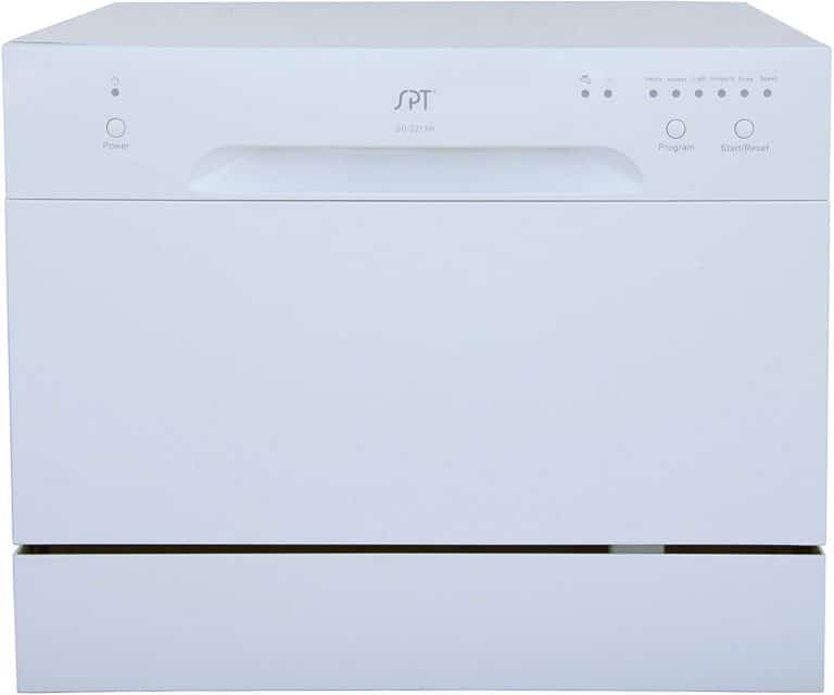 Sunpentown countertop dishwasher review