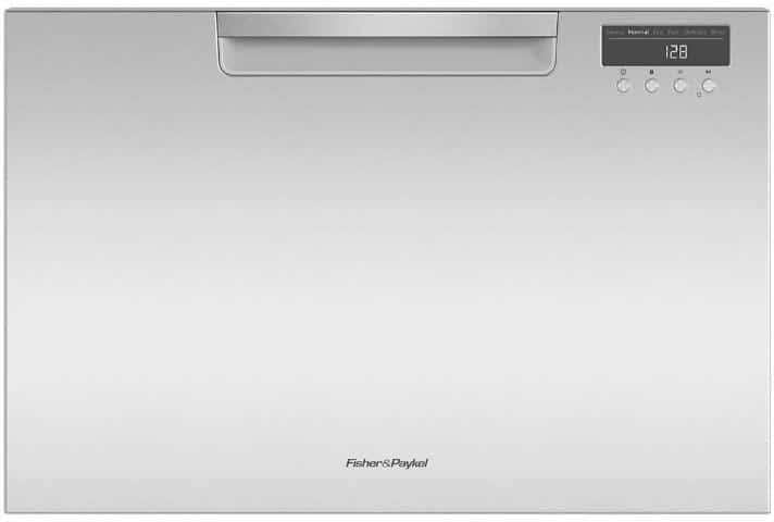 Fisher Paykel DD24SAX9N Dishwasher review