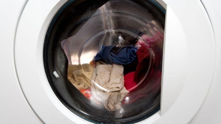 small washing machine